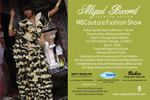 MBCouture Fashion Show - June 3